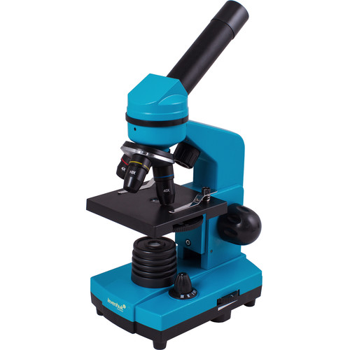 Levenhuk Rainbow 2L Microscope Kit (Azure)