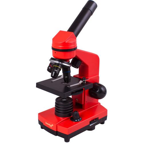 Levenhuk Rainbow 2L Microscope Kit (Orange)