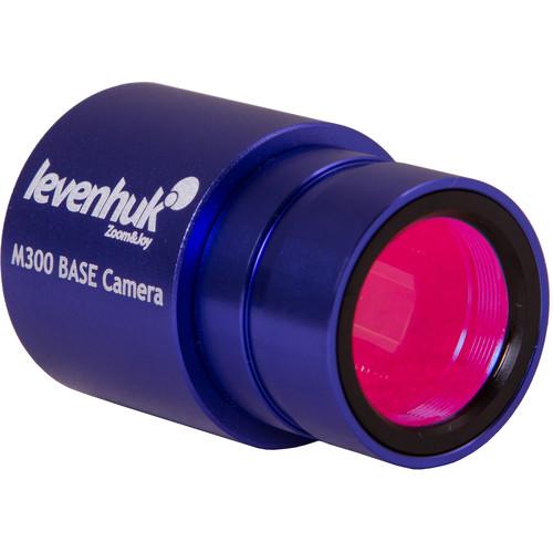 Levenhuk 3.0MP M300 BASE Microscope Digital Camera (Blue)
