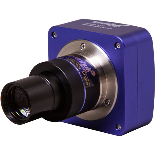 Levenhuk 10.0MP M1000 PLUS Microscope Digital Camera (Blue)