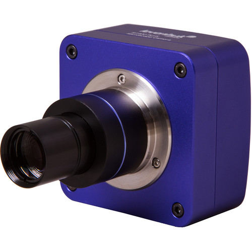 Levenhuk 14.0MP M1400 PLUS Microscope Digital Camera (Blue)