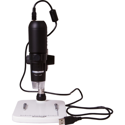 Levenhuk DTX TV Digital Microscope (Black)