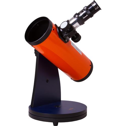 Levenhuk LabZZ D1 76mm f/4 Alt-Az Reflector Telescope