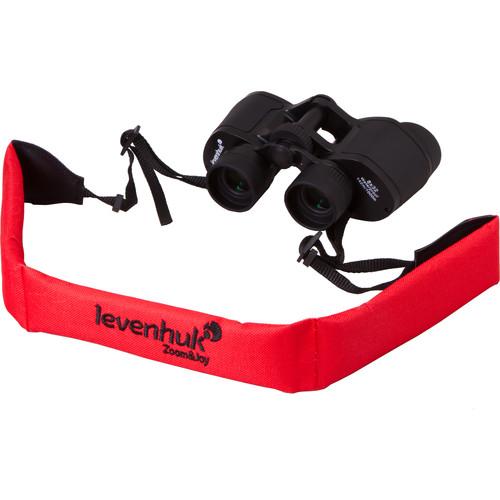 Levenhuk FS10 Floating Strap for Binoculars and Cameras (Red)