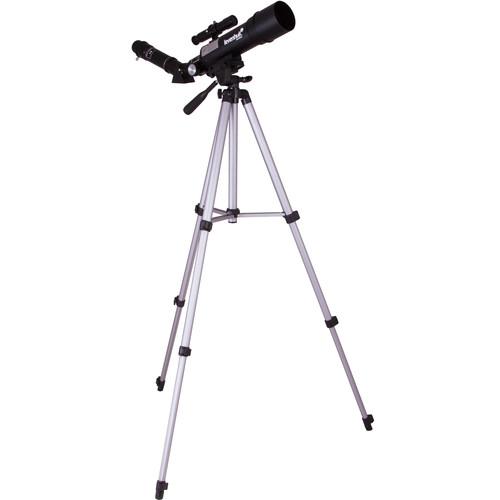 Levenhuk Skyline Travel Sun 50 50mm f/7 Refractor Telescope