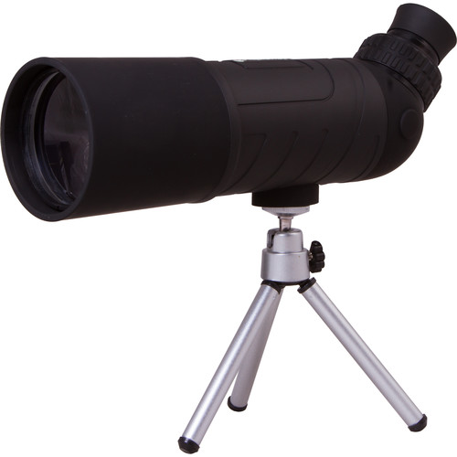 Levenhuk Blaze BASE 60F 10x60 Spotting Scope (Angled Viewing)