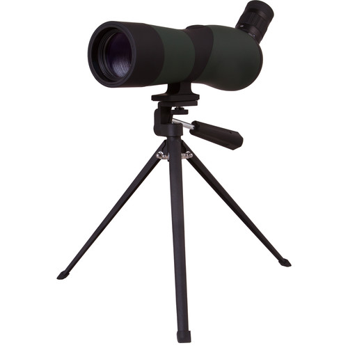 Levenhuk Blaze BASE 50 15-45x50 Spotting Scope (Angled Viewing)