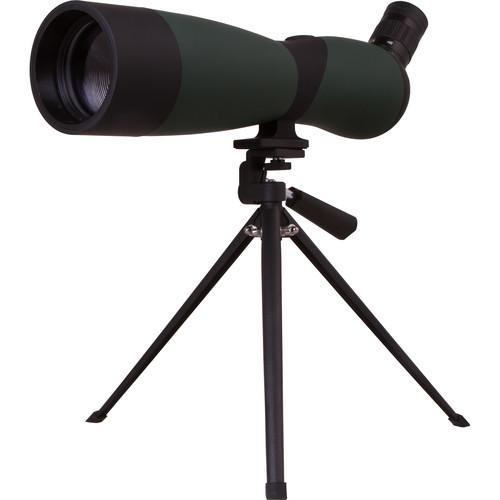Levenhuk Blaze BASE 70 25-75x70 Spotting Scope (Angled Viewing)