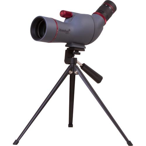 Levenhuk Blaze 50 PLUS 13-40x50 Spotting Scope (Angled Viewing)