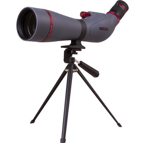 Levenhuk Blaze 80 PLUS 20-60x80 Spotting Scope (Angled Viewing)