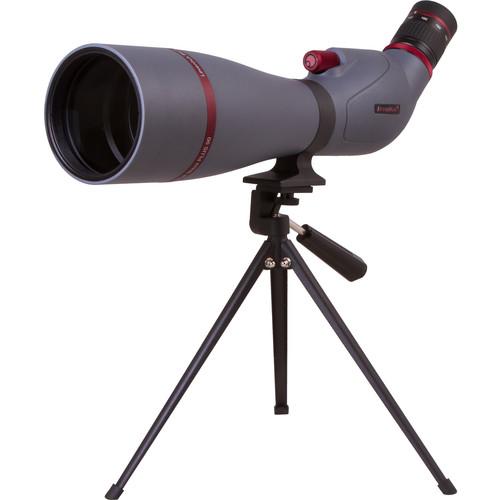 Levenhuk Blaze 90 PLUS 25-75x90 Spotting Scope (Angled Viewing)