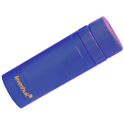 Levenhuk 8x25 Rainbow Monocular (Blue Wave)