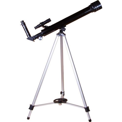 Levenhuk Skyline BASE 50T 50mm f/12 Refractor AZ Telescope