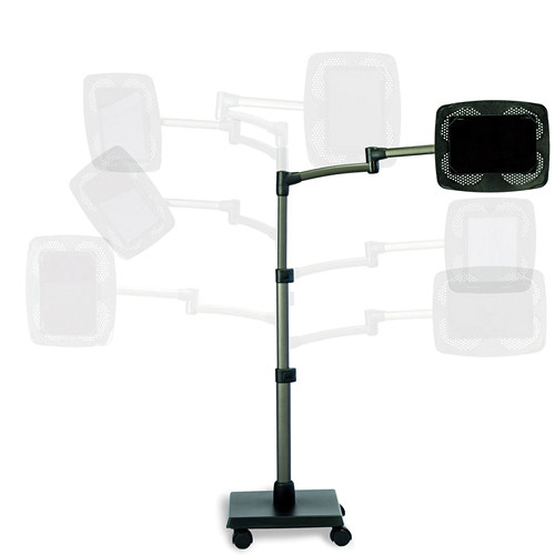 LEVO LEVO G2 Deluxe iPad Floor Stand for All iPads, Tablets, and eReaders