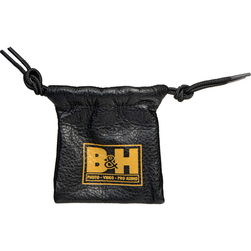 Levy's MM7BH - Pick and Media Pouch with B&H Logo