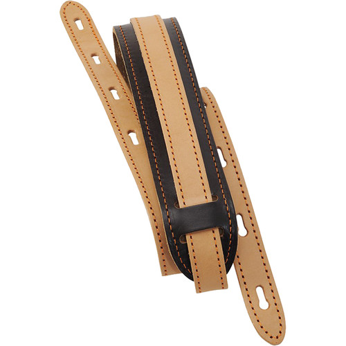 Levy's PM22RYD Ryder Design Guitar Strap
