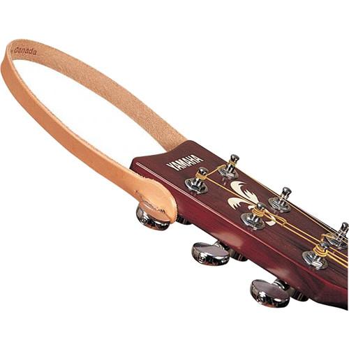 Levy's Carving Leather Guitar Hanger (Veg-Tan)