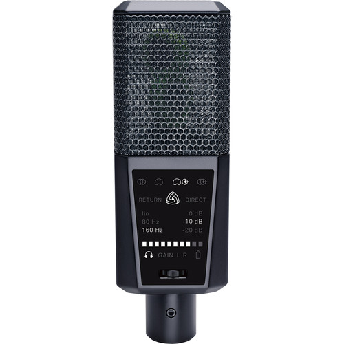 Lewitt DGT 650 USB Microphone, Audio Interface & USB Micro-Tool