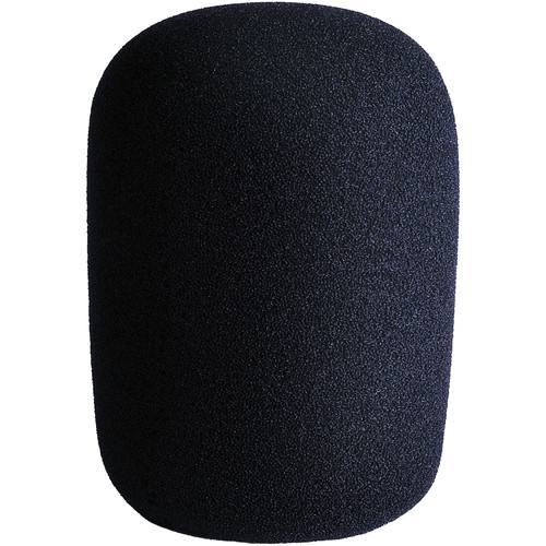 Lewitt Large Cylindrical Foam Windscreen for LCT Series Microphones