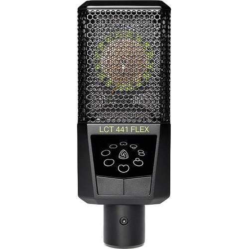 Lewitt LCT 441 Flex Multi-Pattern Large-Diaphragm Condenser Microphone