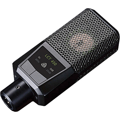 Lewitt LCT 450 Reference-Class Condenser Microphone