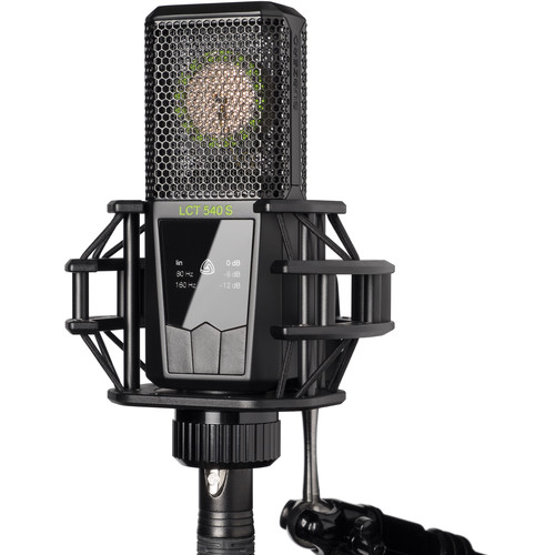 Lewitt LCT 540 Subzero Cardioid Condenser Microphone