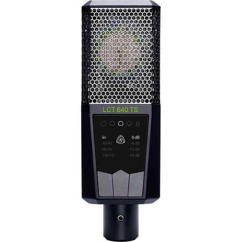 Lewitt LCT 640 TS Dual-Output-Mode Condenser Microphone