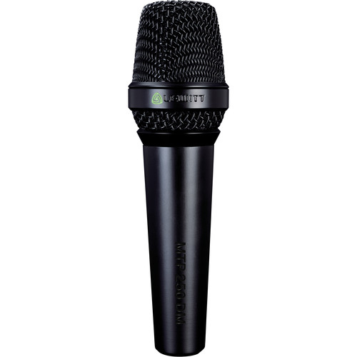 Lewitt MTP 250 DMs Handheld Vocal Microphone with On/Off Switch