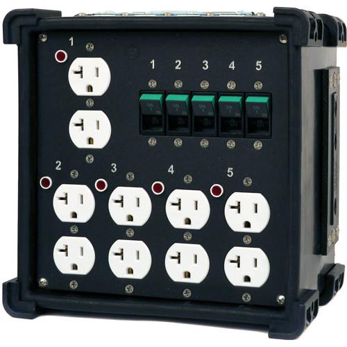 Lex Products 100A/120V CineBox (Feed Thru)