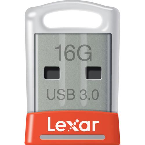Lexar 16GB JumpDrive S45 USB 3.0 Flash Drive