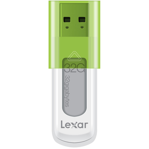 Lexar S50 JumpDrive (Orange, 32GB)