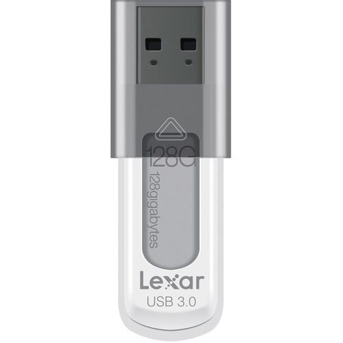 Lexar 128GB JumpDrive S55 USB 3.0 Flash Drive