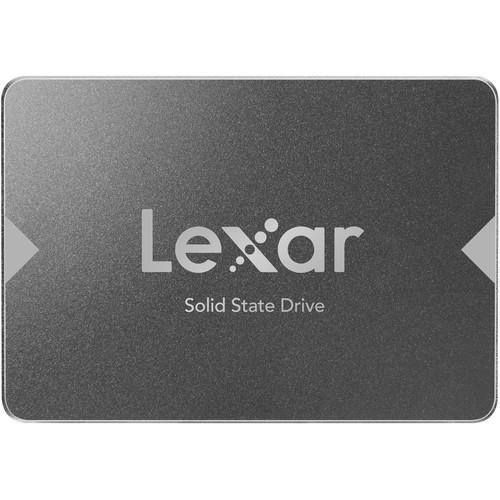 """Lexar 256GB NS100 SATA III 2.5"""" Internal SSD"""