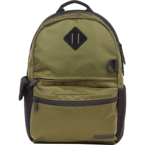 LEXDRAY San Diego Pack Bag (Olive/Black)