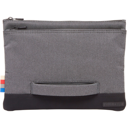 LEXDRAY Bali Tablet Case (Black/White)