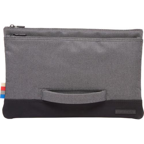 """LEXDRAY Zurich 11"""" Laptop Case (Black/White)"""