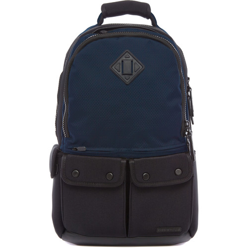 LEXDRAY Tokyo Backpack (Dark Navy / Heather Gray)