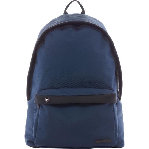 LEXDRAY Rome Backpack (Dark Navy / Heather Gray)