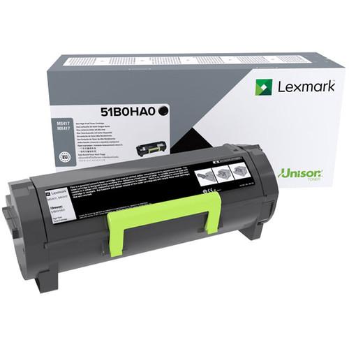 Lexmark MS/MX 417 High Yield Toner Cartridge for MS417dn & MX417de Monochrome Laser Printers