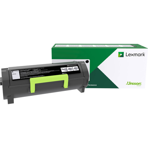 Lexmark MS/MX 517, 617 Extra High-Yield Return Program Toner Cartridge