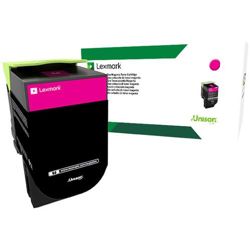 Lexmark CS/CX 317, 417 & 517 Magenta Return Program Toner Cartridge for Select Color Laser Printers