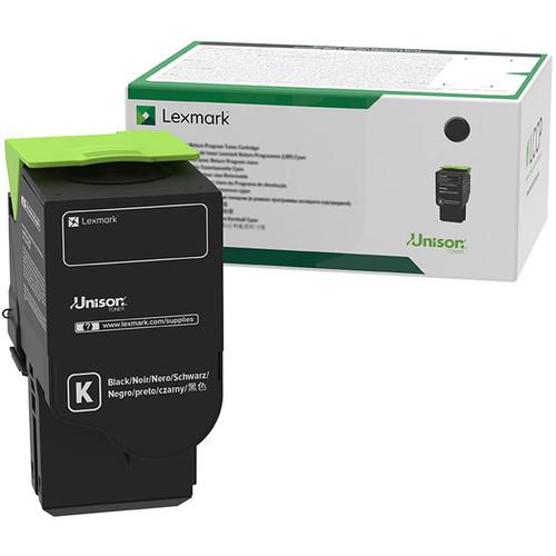 Lexmark C231HK0 Black High-Yield Return Program Toner Cartridge
