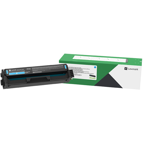 Lexmark C331HC0 Cyan High-Yield Return Program Print Cartridge for MC3326adwe & C3326dw Color Laser Printers