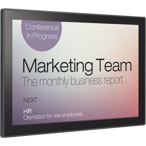 "LG SM3TB 10"" Small Display for Versatile Digital Signage Solutions (Black)"