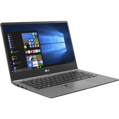 "LG 13"" gram 13 Multi-Touch Notebook (Dark Silver)"