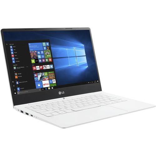 """LG 13"""" gram 13 Notebook (White)"""