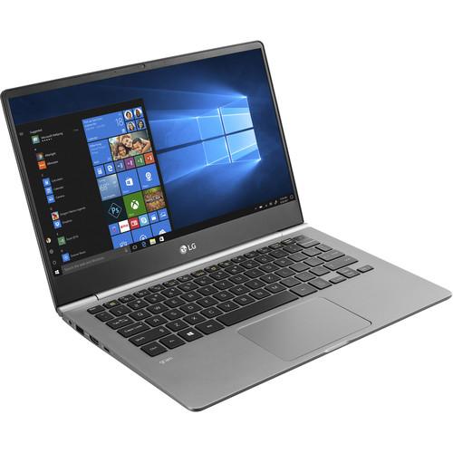 "LG 13.3"" gram Laptop (Dark Silver)"