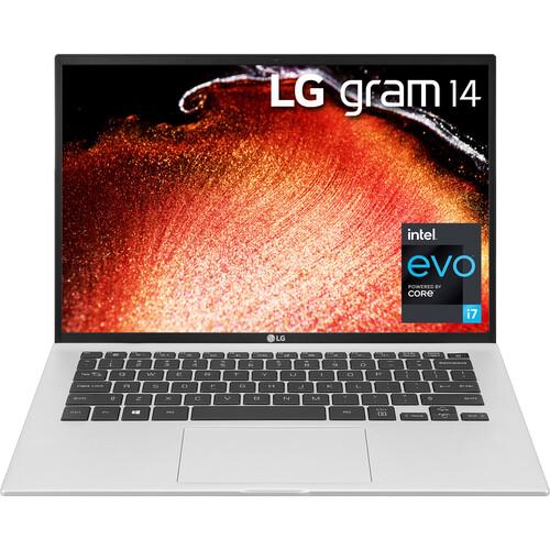 "LG 14"" gram Laptop (Silver)"