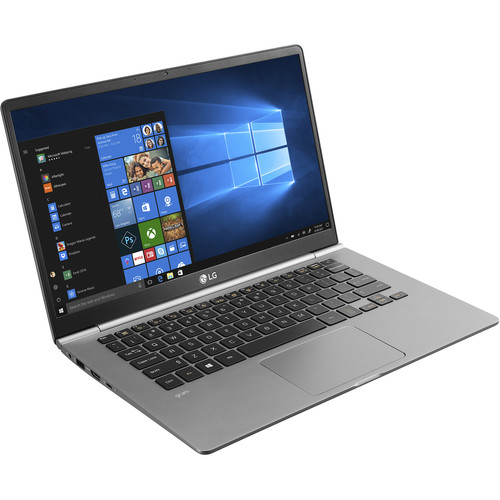 "LG 14"" gram Multi-Touch Laptop (Dark Silver)"