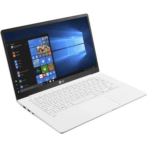 """LG 14"""" gram Laptop (White)"""